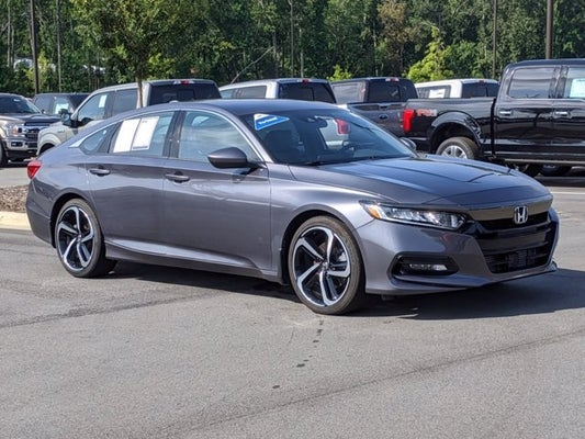 2020 honda accord sedan sport prince george va fort lee petersburg new bohemia virginia 1hgcv1f37la055101 2020 honda accord sedan sport
